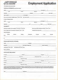 printable job application printable old navy job application form printable employment application for subway employment application
