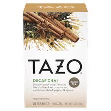 <b>Decaf Chai</b> | TAZO® <b>Tea</b>