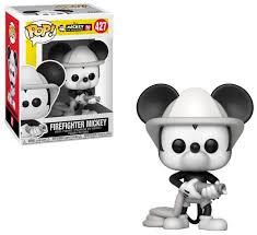 <b>Funko Pop Vinyl</b> - <b>Mickey's</b> 90th - <b>Firefighter Mickey</b> - SWEET ...
