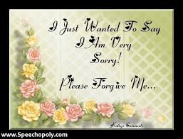 Apology Quotes & Sayings Images : Page 4