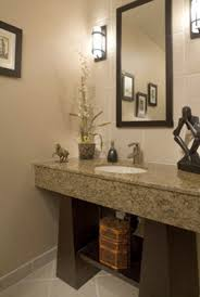 red powder room color with sconce sink faucet and asian style powder room asian style lighting