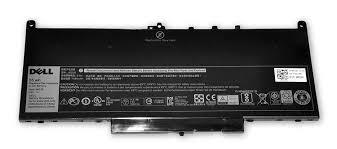 Dell Latitude E7270 E7470 55WHr <b>4</b>-<b>Cell Primary Battery</b> MC34Y ...