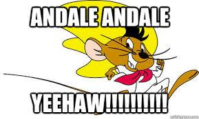 Speedy Gonzales memes | quickmeme via Relatably.com