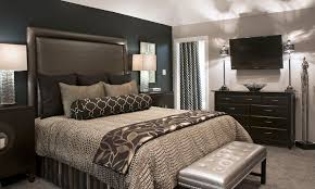 design ideas leather bedroom mural black dresser gray wall color schemes combinations with furnitures white bedroom