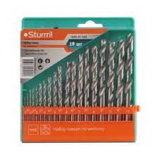 Купить <b>Набор сверл Sturm</b>! 1055-01-SS2 по низкой цене с ...