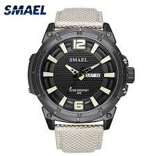 Digital Men <b>Watches</b> Big Dial <b>SMAEL</b> Men <b>Watch Digital Sport</b> Clock ...