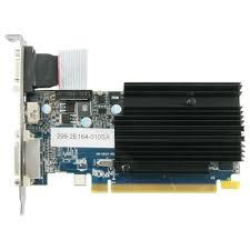 <b>Видеокарта Sapphire</b> AMD <b>Radeon HD 6450</b> 1Gb 11190-02-20G