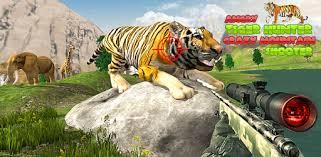 Angry Tiger Hunter : Crazy Mountain <b>shooter</b> - التطبيقات على ...
