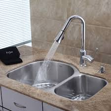 restaurant kitchen faucet small house:  beautiful kitchen sink faucets in interior design for house with kitchen sink faucets