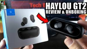 <b>Haylou GT2</b> REVIEW: $16 <b>Wireless</b> Earbuds - Better Than GT1 ...