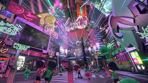 <b>Nintendo's</b> hosting another bonus <b>Splatoon 2</b> Splatfest next month ...