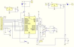 component  block diagram of multimeter  multimeter measuring    microcontroller voltmeter ammeter with lcd block diagram of digital multimeter pdf sche  full size
