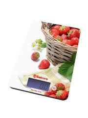 <b>Весы кухонные электронные</b> SA-6075K <b>САКУРА</b> 10211765 в ...