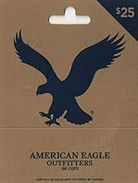 American Eagle Refresh Gift Card $25: Gift Cards - Amazon.com