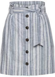 <b>Джинсовая юбка</b> – новый тренд сезона на www.bonprix.ru!