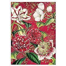 <b>Michel Design Works Pink</b> Cactus Succulents Cotton Kitchen Towel ...