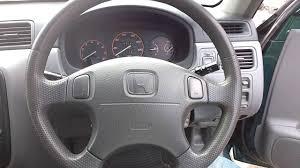Замена руля и AirBag Honda CR-<b>V</b> rd1 - YouTube