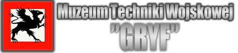 Znalezione obrazy dla zapytania muzeum techniki wojskowej gryf logo