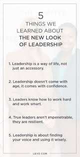 best ideas about leadership vision leadership 5 things we learned about the new look of leadership