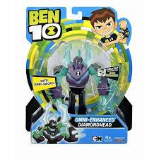 Details about CN <b>BEN 10 PLAYMATES TOYS</b> FIGURES BEN 10 ...