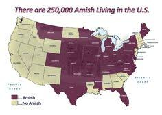 「amish area map」の画像検索結果