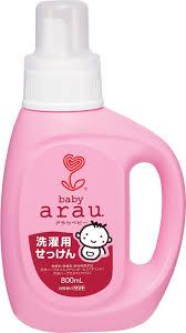 <b>Arau Baby</b> Жидкость для стирки детской одежды 800 мл — купить ...