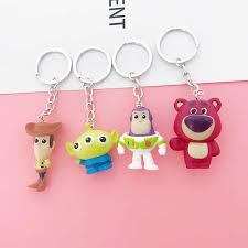 Fashion <b>Cute Cartoon</b> Pig <b>Keychain</b> Leather Rope <b>Key Chains</b> ...