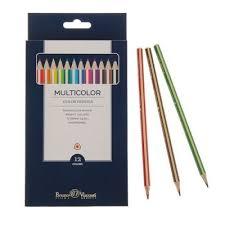 <b>2455179 Карандаши 12</b> цветов Multicolor, в пенале ...