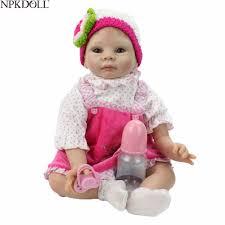 <b>NPKDOLL 22 Inch</b> Soft Vinyl Reborn Doll <b>55 cm</b> Silicone Dolls ...