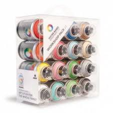 Аэрозольные краски - Набор аэрозольных <b>красок MTN Water</b> ...