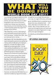 breaking news 2017 longsands academy bbc school report world book day 2017