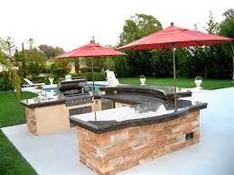patio outdoor stone kitchen bar: natural stone outdoor kitchen outdoor kitchen design  natural stone outdoor kitchen