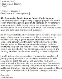 speculative cover letter sample writing a speculative cover letter