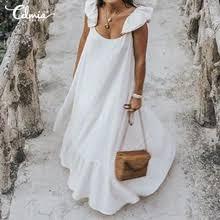 Buy <b>long women summer</b> dresses and <b>sundresses</b> plus size and get ...