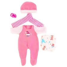 <b>Junfa toys</b> Комплект <b>одежды для</b> кукол Yale Baby BLC202E ...