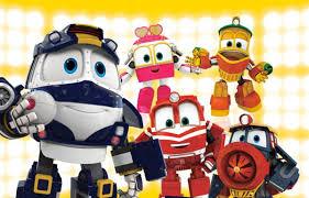Роботы-поезда: мультсериал и <b>игрушки</b>. Только положительные ...
