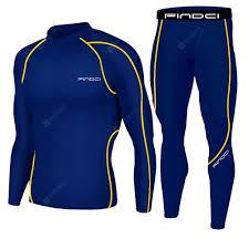 <b>Findci Long</b> Sleeve Tops Fitnesss Pants Suits Cobalt Blue 3XL ...