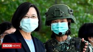Coronavirus: <b>WHO</b> chief and Taiwan in row over 'racist' comments ...