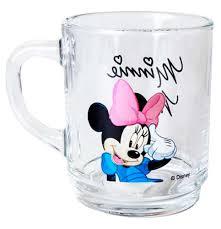 Купить <b>Кружка Luminarc Disney</b> colors <b>Minnie</b>, 250 мл с доставкой ...