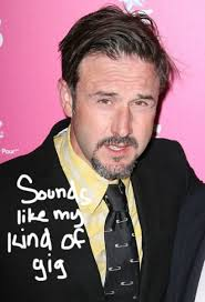 ... is reporting that in the wake of his separation from Courteney Cox, David Arquette is making a move to the small screen as the host of a new game show. - david-arquette-to-host-new-celebrity-game-show1__oPt