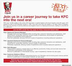 jobs in kfc for restaurant general manager shift manager  jobs in kfc for restaurant general manager shift manager 17 shift manager job description manufacturing shift manager job description walmart shift