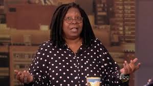 Whoopi Goldberg tells Donald Trump's sons she won't leave US 'for him to p*** all over' it