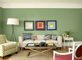 paint living room shades