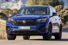 Volkswagen представил 462-сильный кроссовер Touareg R. Его ...