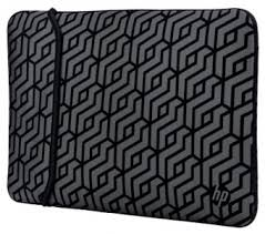 <b>Чехол HP Neoprene</b> Reversible Sleeve <b>14</b> Geometric cons <b>чехол</b> ...