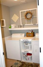 laundry room shelves new interior bathroom simple small with shelving ideas 915x1372 chic laundry room