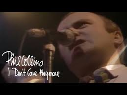 <b>Phil Collins</b> - I Don't Care Anymore (Official Music Video) - YouTube