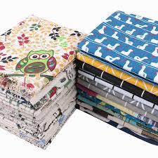 <b>Nanchuang</b> Flower <b>Cotton Linen</b> Fabric Handmade Zakka Cloth For ...