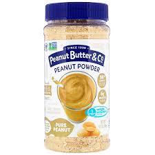 Peanut Butter & Co., <b>Peanut Powder</b>, <b>Pure Peanut</b>, 6.5 oz (184 g ...