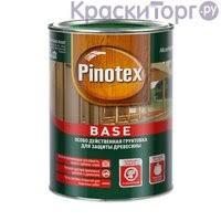 «Грунтовка <b>Грунтовка</b>-<b>антисептик</b> для древесины <b>Pinotex Base</b> ...